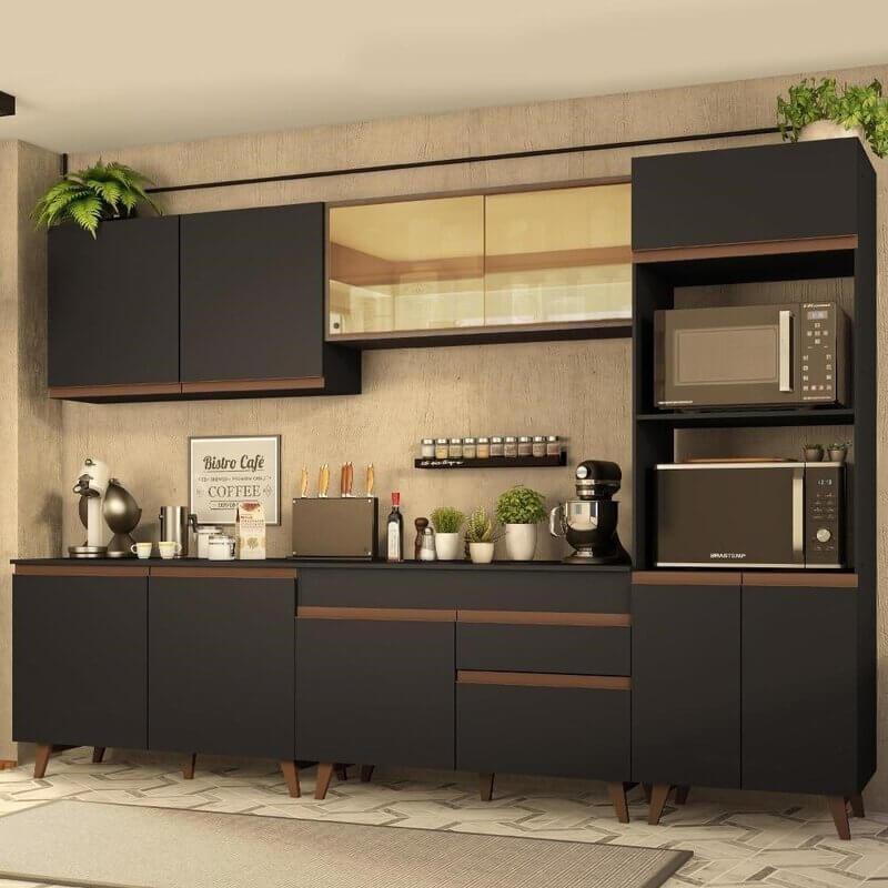 Cozinha Completa Madesa Reims