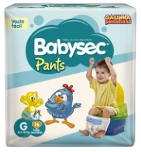 Babysec Pants