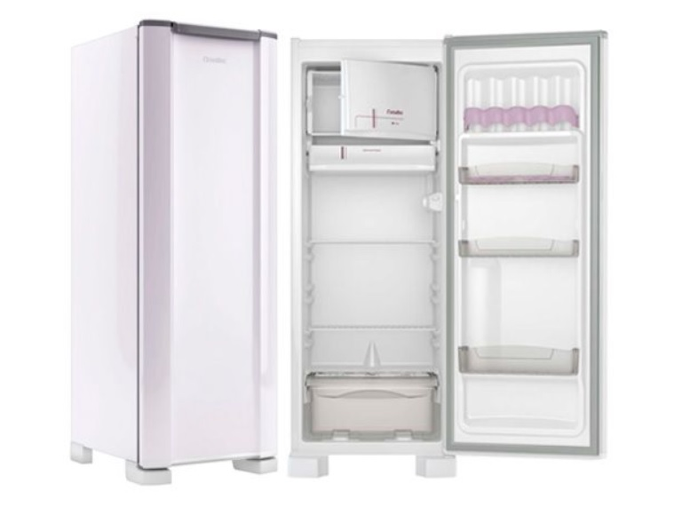 Esmaltec ROC31 Branco 1 Porta 245 Litros Refrigerador