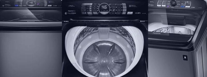 Lavadora Panasonic