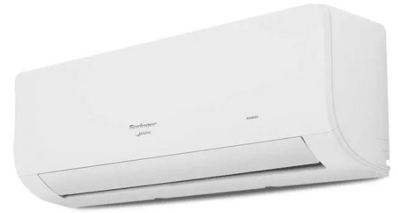 Ar-condicionado Midea Inverter Xtreme Save 12.000 BTU Frio