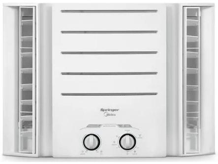 Ar-condicionado Midea de janela mecânico 10.000 BTUs Frio