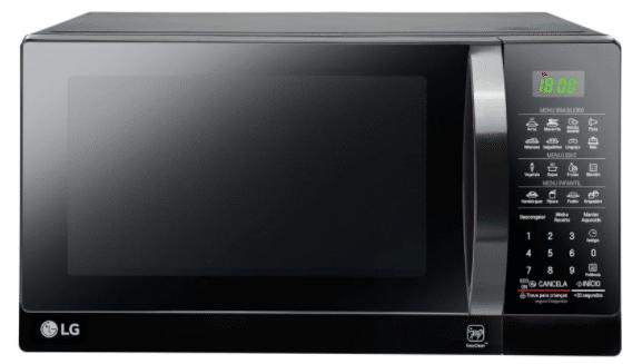 Micro-ondas LG MS3097ARA